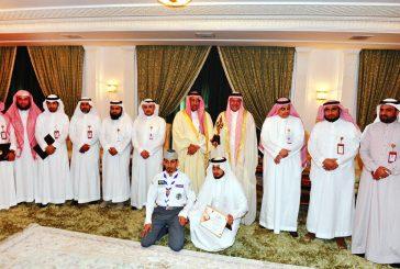 رئيس الهيئة الملكية يكرم الفائزين بجائزة التعليم للتميز