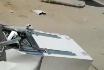 الرياض ..الإطاحة بعصابة اقتلاع صرافات البنوك