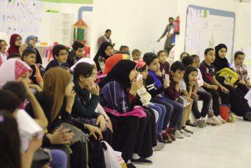 """""""جناح الطفل"""" بمعرض الرياض للكتاب يستقبل 10 آلاف طفل في 7 أيام"""