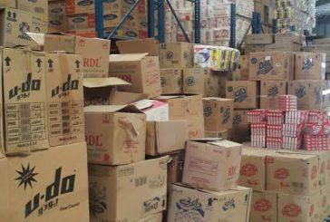 ضبط أكثر من 226 ألف منتج غذائي وتجميلي منتهي الصلاحية