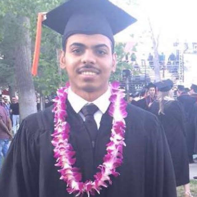 """المهندس""""ثامر برمان"""" يتخرج من جامعة نورثرج بلوس انجلوس فيأمريكا"""