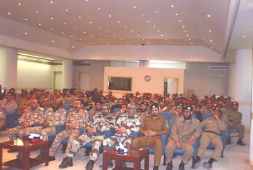 إنطلاق حملة الأمن الفكري (هذي سبيلي)  بشرطة منطقة الرياض