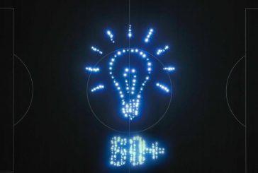 """""""السعودية للكهرباء"""" تواكب العالم في الاحتفاء بـ """"ساعة الأرض"""" وتُطفئ الاضاءة بعدد من منشآتها ومبانيها"""