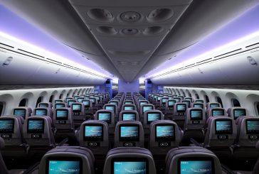 """تحديث محتوى الترفيه الجوي على متن طائرات """"السعودية"""""""