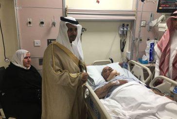 إصابة نائب السفير السعودي بالأردن بحادث مروري