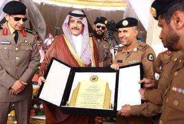 شاهد.. مطاردة إرهابيين في عروض دوريات أمن محافظات الرياض