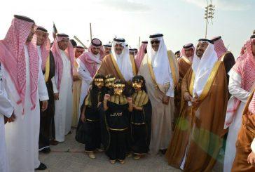 أمير المنطقة الشرقية يطلق مهرجان الساحل الشرقي للتراث البحري