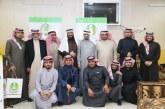 بريد الجوف يكرم الموظفين المتقاعدين و المشاركين في مهرجان الزيتون
