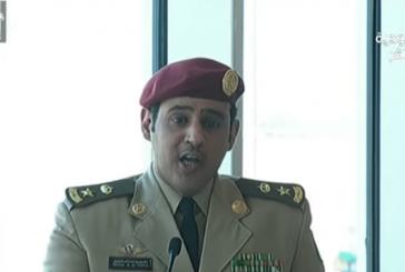 """قصيدة """"الحارثي"""" في مهرجان الملك عبدالعزيز للابل ( فيديو )"""