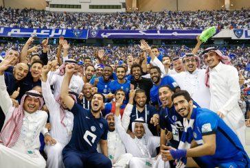 """""""الهلال"""" بطلاً للدوري السعودي للمرة 14 (فيديو )"""