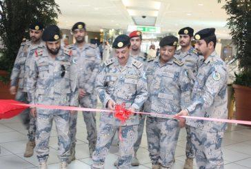 """""""الصالحي""""يفتتح فعاليات أسبوع حرس الحدود وخفر السواحل الخليجي بالشرقية"""