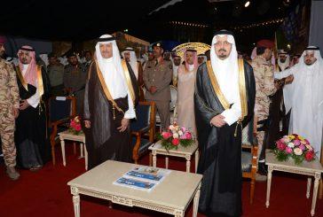 أمير عسير يطلق فعاليات أبها عاصمة السياحة العربية 2017