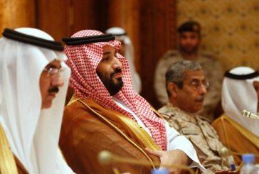 الأمير محمد بن سلمان: السماء الحد الاقصى لطموحاتنا
