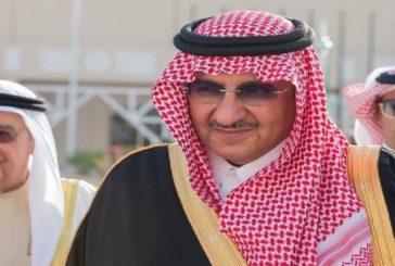 ولي العهد يرأس وفد المملكة في اجتماعات مجلس وزراء الداخلية العرب