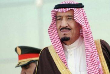 منح  خادم الحرمين وسام الأمير نايف للأمن العربي من الدرجة الممتازة