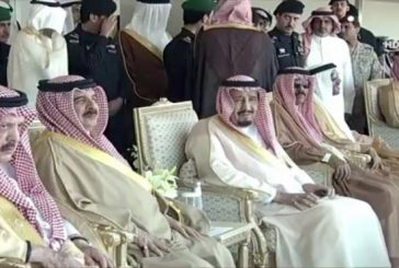 خادم الحرمين يرعى الحفل الختامي لمهرجان الملك عبدالعزيز للإبل