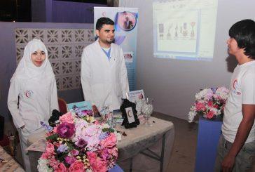 """""""مراكز تجميل الأسنان""""تقدم التوعية بصحة الفم لزوار مهرجان الأسطول الشرقي"""