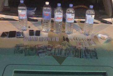 ضبط مواطنين يروجان المخدرات في مهرجان الملك عبدالعزيز للأبل