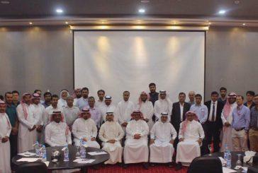 """الهيئة المهندسين بالجبيل تنظم لقاء بعنوان""""جهاز مراقبة الكربون العضوي في المياه في المجالات الصناعية"""""""