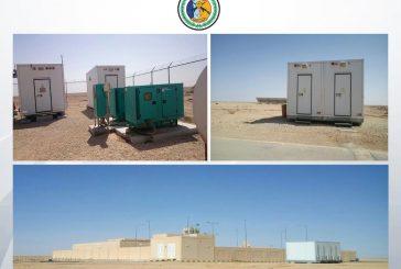 """""""حرس الحدود"""" يستخدم الطاقة البديلة و إعادة تدويرالنفايات للحفاظ على البيئة"""