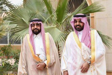 """أسرة الجافل تحتفل بعريسها """"ناصر"""""""