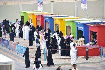 """بالصور..""""تغطيات"""" ترصد فعاليات مهرجان تراث الشعوب بالجبيل الصناعية"""