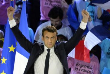 انتخاب إيمانويل ماكرون رئيسًا لفرنسا