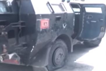 """بالفيديو..""""الداخلية"""":إرهابيون حي المسورة أطلقوا قذيفة آر بي جي.. واستشهاد رجل أمن"""
