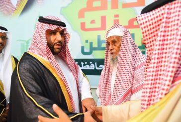 نائب أمير منطقة جازان يعزي أسرة الشهيد الغزواني