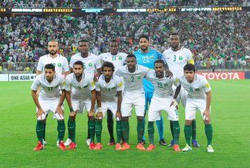 المنتخب السعودي يحافظ على مركزه الـ (52) في تصنيف الفيفا لشهر مايو