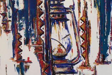 معرض ( تراث ) للفنان فهد الكردشي في ثقافة الدمام
