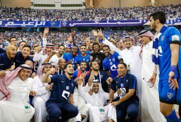 إقبال جماهيري كبير على تذاكر تتويج الهلال أمام النصر