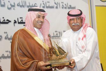 محافظ الجبيل يزف أبطال كرة القدم بنادي الجبيل للدرجة الثانية