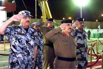 مدير الأمن العام يتفقد القوات الخاصة لأمن الحج والعمره بمكة المكرمة