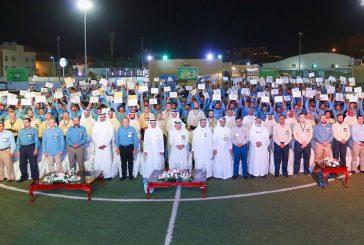 """""""السعودية للكهرباء"""" تختتم حفلات الخريجين لعام 2017م من معهد محمود طيبة في جدة"""