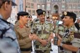 الأمن العام ينفذ فرضية إنتشار قوات أمن العمرة داخل الحرم المكي