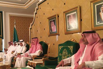 وزير الإعلام لرؤساء تحرير الصحف الإلكترونية: نريد إعلاماً صادقاً يبرز قصة النجاح السعودية