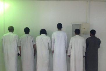 الرياض ..القبض على ستة جناة نفّذوا 16 جريمة سرقة منازل