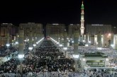 شاهد..أكثر من مليون مصل يشهدون ختم القرآن الكريم في المسجد النبوي