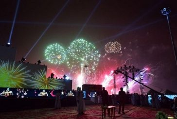 احتفالات أمانة الرياض بعيد الفطر تستقطب مليوني زائر