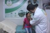 العيادات التخصّصية السعودية تعالج 2654 لاجئًا سوريًا في مخيم الزعتري