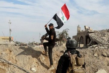 العراق تعلن انهيار كيان داعش