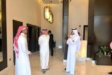 تشديد الرقابة على الفنادق المحيطة بالمسجد النبوي