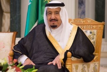 خادم الحرمين يستقبل رئيسي باكستان واليمن ورئيس مجلس الأمة الكويتي