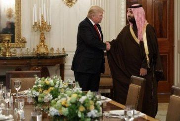 الرئيس الأميركي يهنئ الأمير محمد بن سلمان بولاية العهد