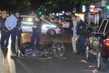 وفاة مواطن ألماني بعد ارتطامه بسيارة تابعة لسفارة المملكة في برلين