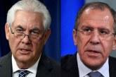 لافروف لتيلرسون: العقوبات الأمريكية تعرض العلاقات إلى الخطر