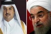 ماذا قال رئيس إيران لأمير قطر في اتصال عيد الفطر ؟