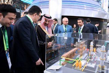 المملكة تستعرض إمكاناتها وطموحاتها في مجال طاقة المُستقبل في معرض إكسبو 2017 بجمهورية كازاخستان