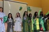 بمشاركة #وطن_متحد ..نادي الحي بالمتوسطة الثامنة بالجبيل ينظم ليلة رمضانيه